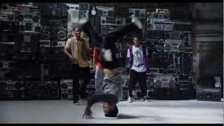 Step Up 3D - Fancy Footwork HD