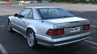 Matt's Ultimate LA Daily Driver: 2001 Mercedes SL500! - (City) One Take | Kholo.pk