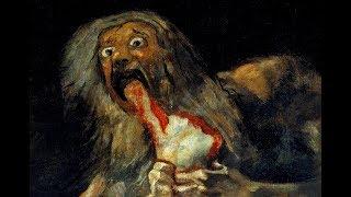 The Black Paintings Of Francisco Goya: Dark Horror History Of Art