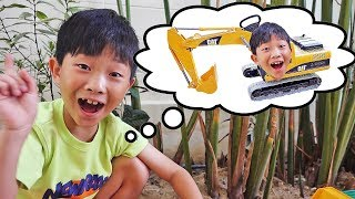 [30min] Excavator Car Toy Assembly Power Wheels Toys Activity