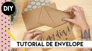 Tutorial De Envelope | By Aline Albino