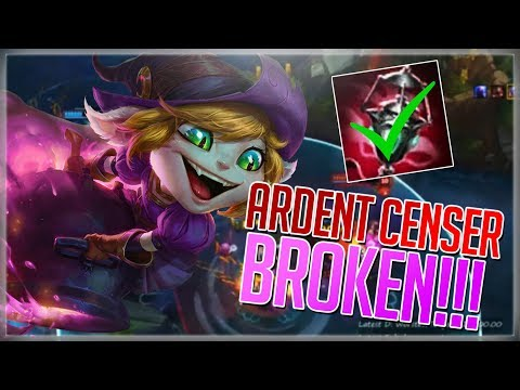 Freeze - Ardent Censer je OP!   BETTER THAN IMAQTPIE ADC CHALLENGER GAMEPLAY