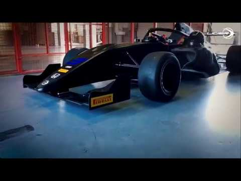 New Ligier JS F3 Chassis Breakdown