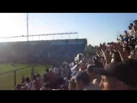 """""""Estudiantes vs Instituto, en Sarandí (CaserosPincha.com)"""" Barra: La Barra de Caseros • Club: Club Atlético Estudiantes"""