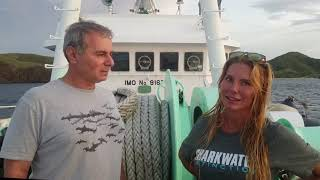 Citizen Science Makes an Impact on M/Y Sharkwater