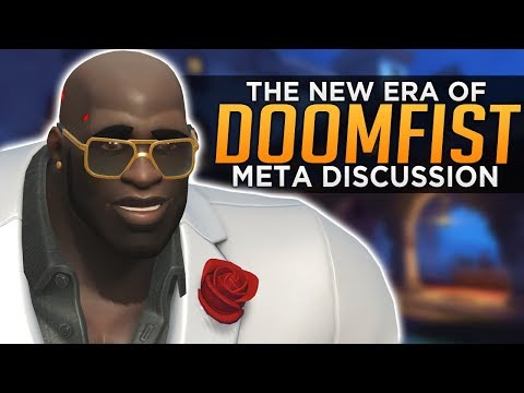 Overwatch: The NEW Era of DOOMFIST! - Meta Discussion