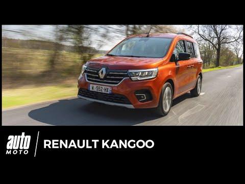 Essai Nouveau Renault Kangoo 2021 : notre avis au volant