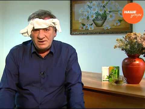 Борис Михайлович рассказывает, как бороться с мигренью