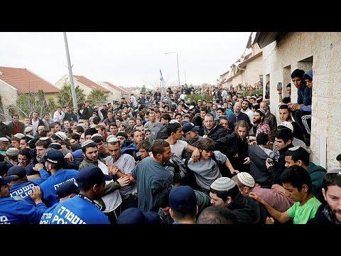 Δυτική Όχθη: Αντιδράσεις για την κατεδάφιση σπιτιών σε εβραϊκό οικισμό