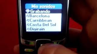 Sony Ericsson T290a ringtones