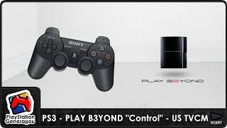 "PlayStation 3 - PLAY B3YOND ""Control"" - US TV Commercial (2006)"