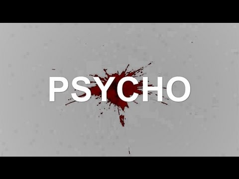 Dominant Red - Psycho - Official Lyrics Video