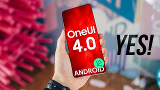 Samsung One UI 4.0 Android 12 - GET READY!