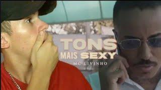 ( React ) Mc Livinho - Tons Mais Sexy ( GR6 Filmes ) Perera DJ