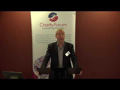 Stephen Dunmore, Chief Executive, Fundraising Regulator