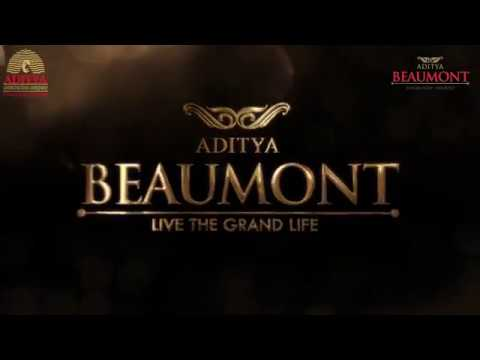 The Largest Gated Community In Hyderabad - Aditya Beaumont