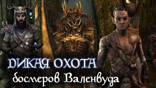 Дикая Охота босмеров Валенвуда | The Elder Scrolls Лор