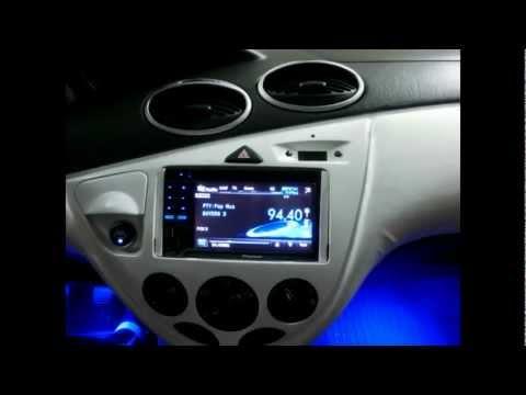 Ford Focus mk1 tuning cockpit
