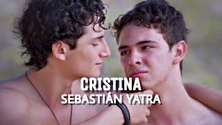 Sebastián Yatra - Cristina (Letra) •ARISTEMO•
