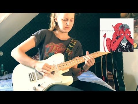 Queens of the Stone Age - The Evil Has Landed (guitar cover)