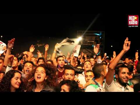 EXTRAIT 2 DU CONCERT DE HOBA HOBA SPIRIT AU FESTIVAL TIMITAR AVEC HIT RADIO - 28 JUIN 2013