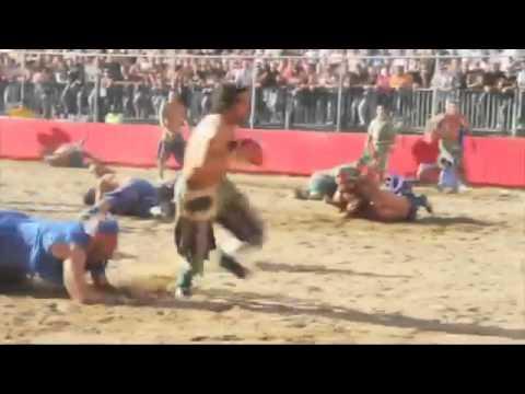 I gladiatori del calcio