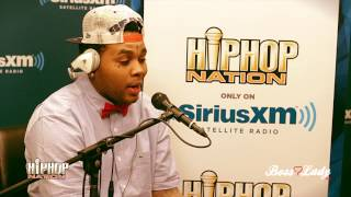 """Kevin Gates """"On Da Spot"""" Freestyle For Hip Hop Nation"""