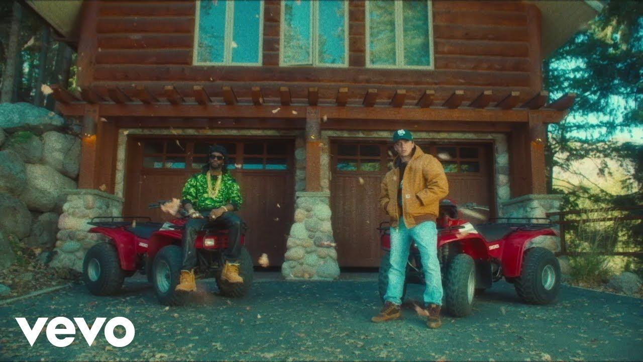 Juicy J - 1995 Ft. Logic (Official Music Video)
