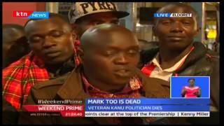 Weekend Prime: Caroline Bii gathers sentiments on the streets of Eldoret concerning Mark Too's death