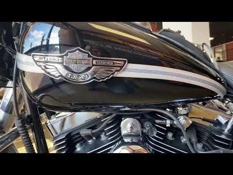 Vivid Black 2003 Harley-Davidson Heritage Softail® Classic FLSTC