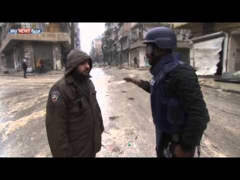 تقرير يرصد حلب ميدانياً من قلب الحدث