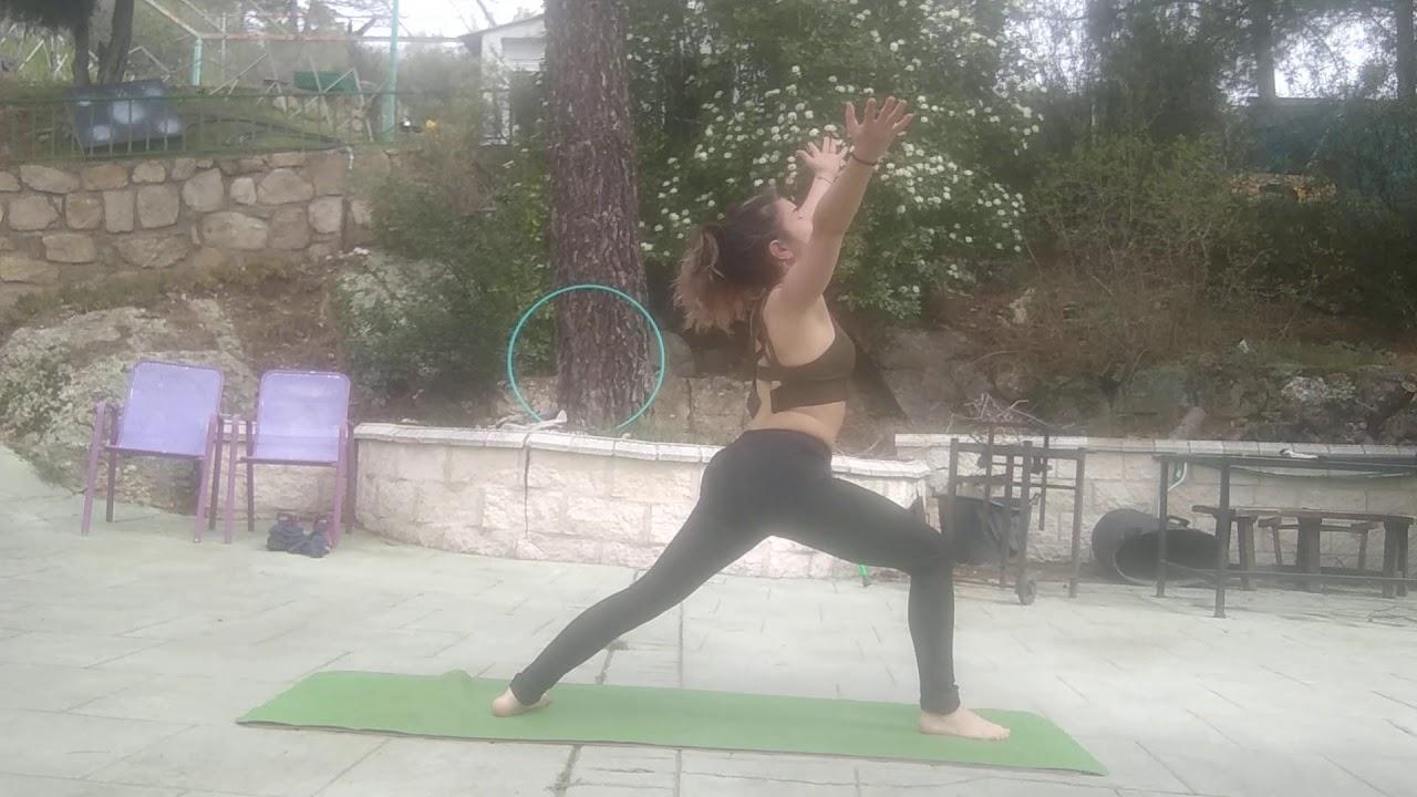 YOGA II. 1/3 Power yoga.