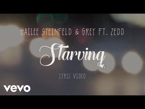 Starving (Lyric Video) [Feat. Grey & Zedd]