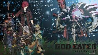 God Eater Resurrection Movie: Johannes Ark