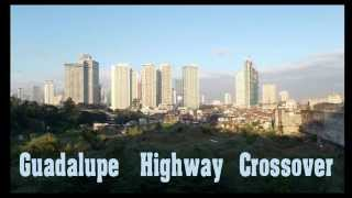 Guadlupe on a map - Finding locations in the Philippines