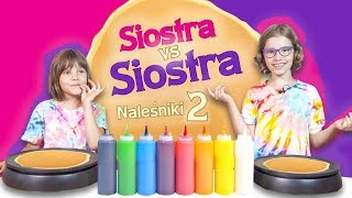 Malujemy Naleśniki 2 - Pancake Art CHallenge,  Siostra kontra Siostra - 15