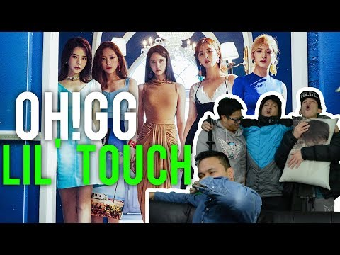 "WTFFFF OH!GG - GIRLS' GENERATION ""LIL' TOUCH"" (MV Reaction x4) (видео)"