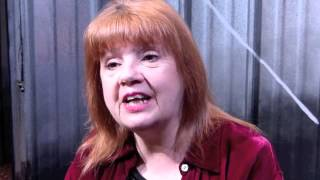 On Stage with Annie Golden