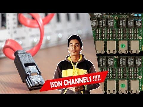 What is ISDN ? | ISDN Bridge | BRI vs PRI | Circuit and Packet Switching | Network 🔥| Geeky Sharma