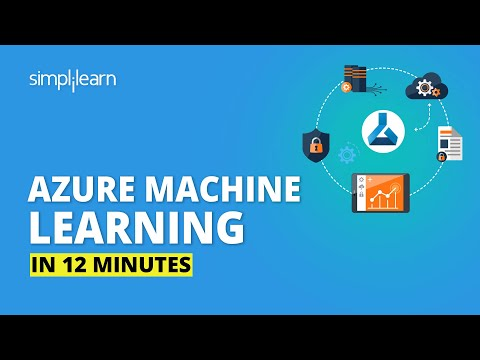 Azure Machine Learning In 12 Minutes | Azure Tutorial For ...