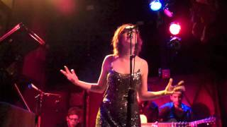 "Anna Nalick performs her song ""Words"" LIVE in NYC!"
