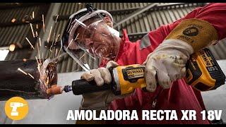 Amoladora Recta sin escobillas XR /18V  Trailer