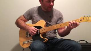 How to play Michael Buble's Dream a Little Dream Part 2
