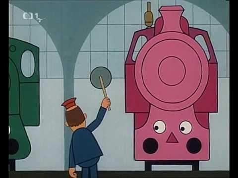 Pohádky o mašinkách 06 - O pyšné lokomotivě