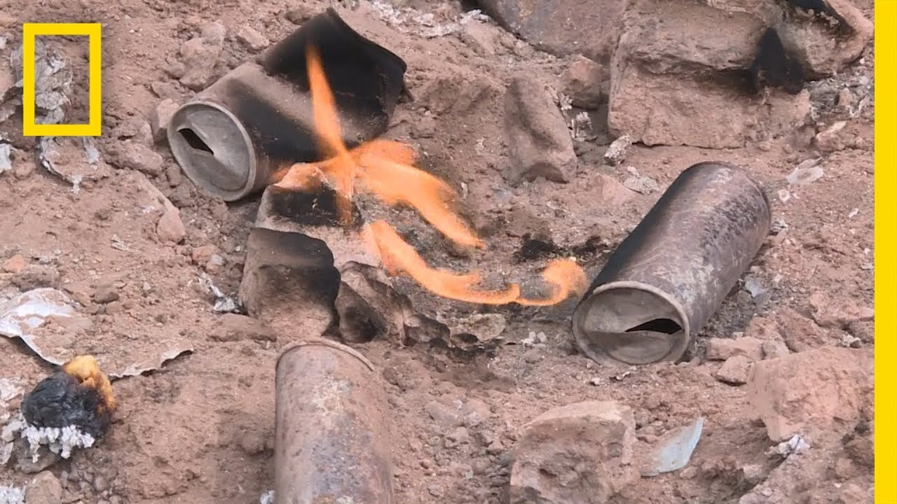 This Underground Fire Has Been Burning for 59 Years | National Geographic thumbnail