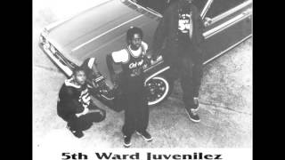 5th Ward Juvenilez - G-Groove (Dean's Remix 2) Bomb G-Funk ! Houston Rap-A-Lot Records