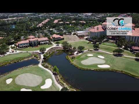 Tiburon Naples, Florida Real Estate Drone Video