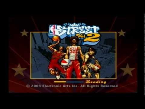 NBA Street Vol 2. (PS2) Gameplay