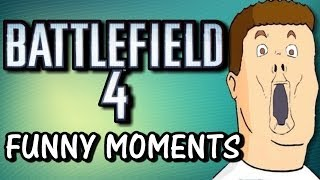 Uncle Touchy - Battlefield 4 Funny Moments   (BF4 GAMEPLAY)