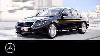 Mercedes-Benz MAGIC BODY CONTROL   S-Class